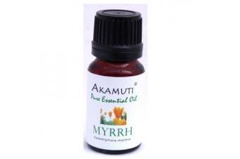 Akamuti Myrrh Essential Oil 10ml