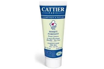 Cattier Purifying mask 75ml