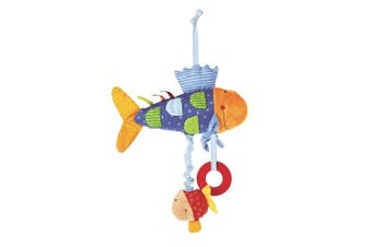 Sigikid Play Q Baby Fish