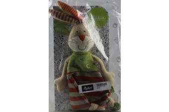 (Schnuffeltuch Hase / Braun) - Sigikid Organic Comforter Bunny