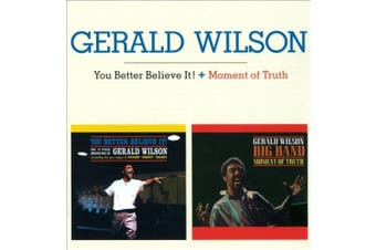 You Better Believe It/Moment of Truth [Remastered]