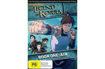 Legend of Korra: The Complete Series [Region 4]
