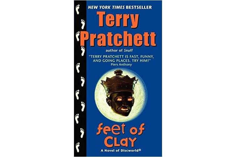 Feet of Clay (Discworld Novels (Paperback))