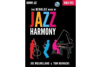 The Berklee Book of Jazz Harmony [With CD (Audio)]