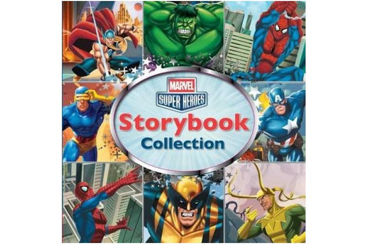 Marvel Super Heroes Storybook Collection (Marvel)