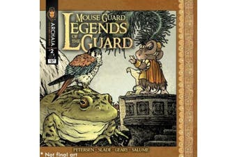 Mouse Guard: Legends of the Guard Volume 2 (Mouse Guard (Hardcover))