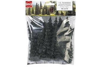 Ho 15 Assorted Pine Trees
