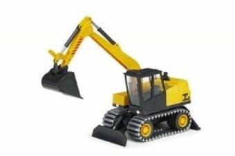 Wheel Excavator with tracks 1:25