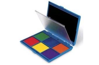 Jumbo 7-colour Stamp Pad