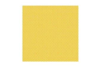 (Yellow) - We R Washi Tape Adhesive Sheet 30cm x 30cm -Yellow