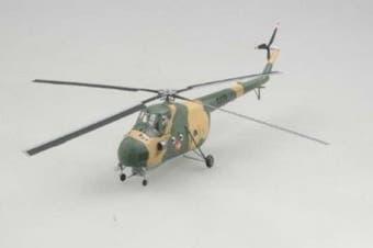 Easy Model 1/72 MI-4 Hound East German Air Force