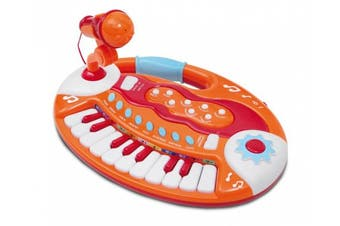 Bontempi Baby Keyboard and Microphone