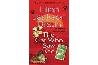 The Cat Who Saw Red (Jim Qwilleran Feline Whodunnit S.)