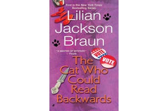 The Cat Who Could Read Backwards (Jim Qwilleran Feline Whodunnit S.)