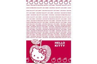 Nappe Hello Kitty Apple