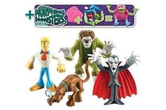 Scooby Doo - Figure & Morphing Monster Pack