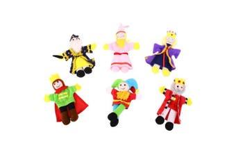 Bigjigs Toys BJ704 Royalty Finger Puppets