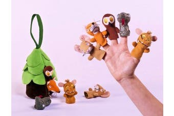 The Gruffalo's Child Finger Puppets