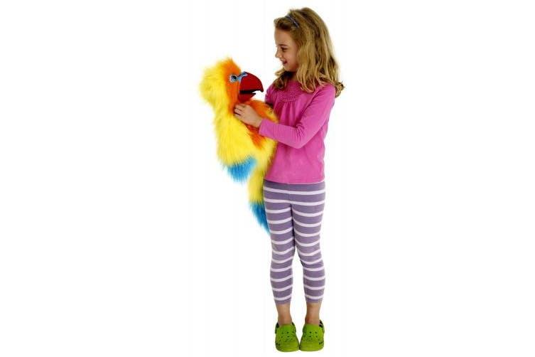The Puppet Company Large Bird Puppet Love Bird