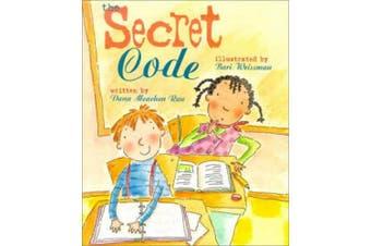 The Secret Code (Rookie Reader)