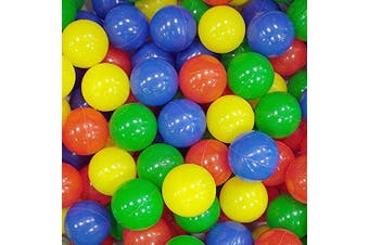 (1, Others) - Chad Valley Package of 100 Multicoloured Balls