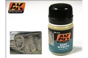AK Interactive AK00015 Dust Effects 35ml Enamel Colour