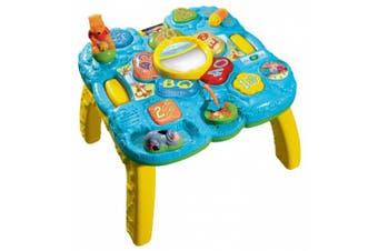 VTech Baby Winnie the Pooh 80-125404 Honey Garden Activity Centre