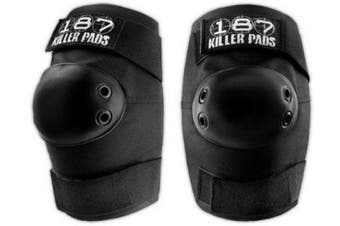 (Small (18cm  - 20cm )) - 187 Killer Elbow Pads