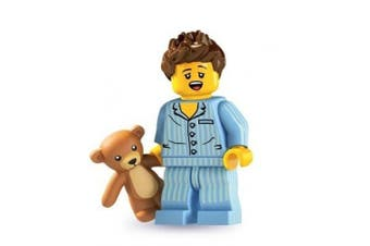 LEGO Collectable Minifigures: Sleepy Head Minifigure (Series 6)