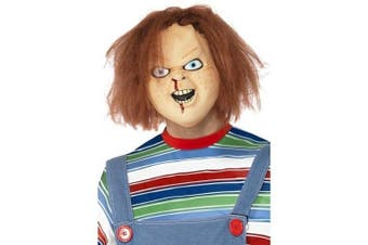 Fancy Dress Chucky Mask