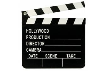 Amscan International Directors Clapboard Hollywood