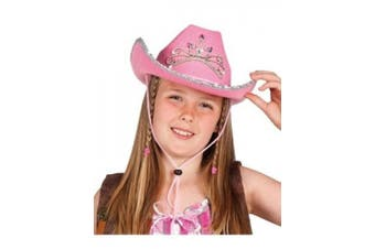 Cowgirl hat for girl