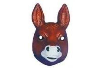 Animal Mask For Children ~ Donkey