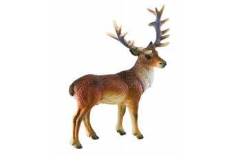 Bullyland Red Deer Figurine