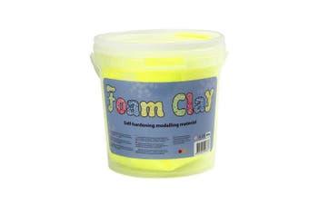 (Yellow) - Foam Clay®, neon yellow, 35g