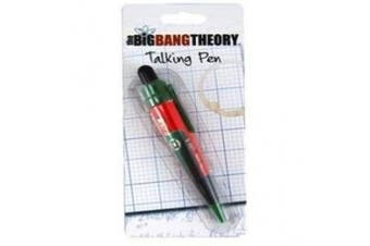 Big Bang Theory Talking Pen: Sheldon