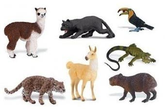 Animals of South America Pack