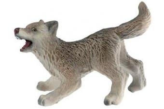 Bullyland Wolf Whelp Playing Figurine