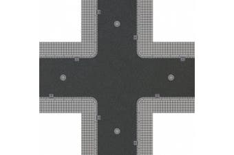 HO Scale Intersection Crossing
