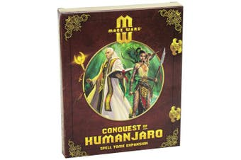 Arcane Wonders Mage Wars Conquest of Kumanjaro Board Game