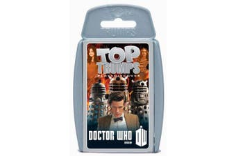 (1, DOCTOR WHO 6) - Top Trumps Doctor Who 6