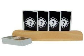 AK Sport 35 cm Wooden Cardholder