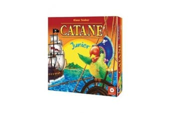 (Junior Catan) - Asmodee Catane – Strategy Game