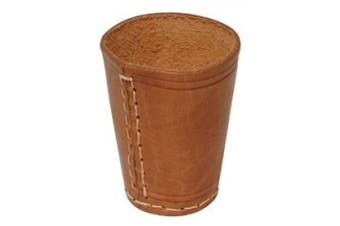 (1, classic) - Leather Dice Cup (One cup, does not include dice)