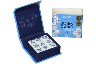 (Actions) - Asmodee The Creativity Hub Rory's Story Cubes Actions