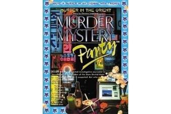 Murder Mystery Party - Murder in the Orient