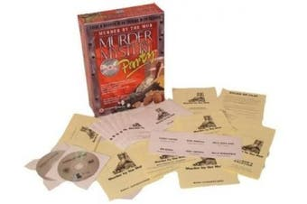 BV Leisure - Murder Mystery Party By The Mob