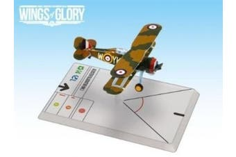 Wings of Glory WW2: Gloster Gladiator MK.I (Pattle)