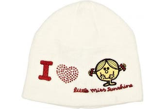 (54 cm, Cream) - Mr. Men and Little Miss H11F4076 Baby Girl's Hat