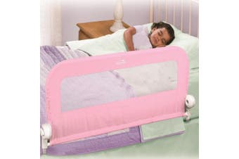 Summer Infant Grow With Me Bedrail Pink